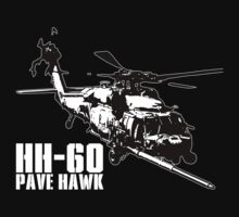 HH-60 Pave Hawk One Piece - Short Sleeve