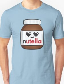 Nutella face 5 Unisex T-Shirt