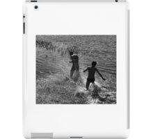 Water Game iPad Case/Skin