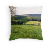 Pendle Hill 3 Throw Pillow