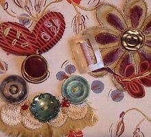 Buttons And Bows by Malcolm Snook