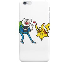 Pokemon Adventure Time iPhone Case/Skin