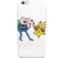Pokemon Adventure Time iPhone Case/Skin