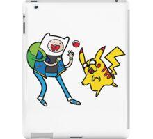 Pokemon Adventure Time iPad Case/Skin