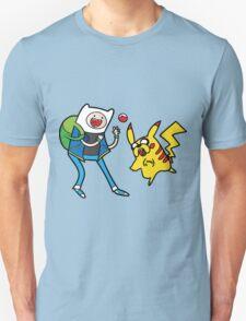 Pokemon Adventure Time T-Shirt