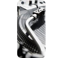 iPHONE DJ CASE 1 iPhone Case/Skin