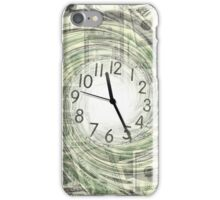 iPHONE TIME IS MONEY CASE 3 iPhone Case/Skin