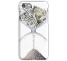 iPHONE TIME IS MONEY CASE iPhone Case/Skin