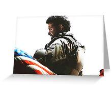 American Sniper Greeting Card