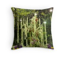 Hilo Orchid Show 08 Throw Pillow