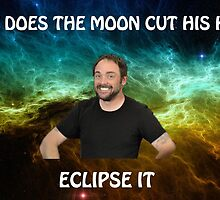 lame dad space joke ft mark sheppard by crabtitz