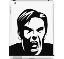 KHAN - NOOOOOOOO [Black] iPad Case/Skin