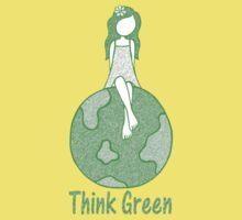 Think Green Kids Tee