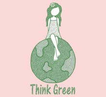 Think Green Kids Tee