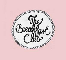 The Breakfast Club  by xbumblebee