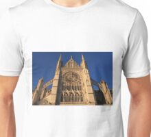 Cathedral In Evening Light Unisex T-Shirt