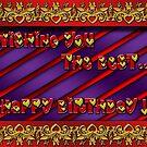 Happy Birthday Card ! by Arthur Carley