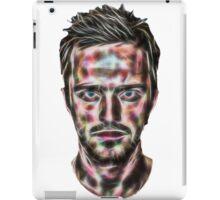Abstract Jesse Pinkman iPad Case/Skin