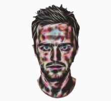 Abstract Jesse Pinkman by NSTY