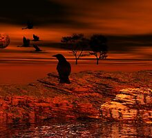 Red Dream by Bill Dykes