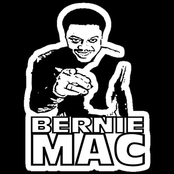 bernie mac by dirtycitypigeon