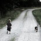 A Long Road Ahead by Jennifer Potter
