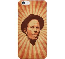 Waits iPhone Case/Skin