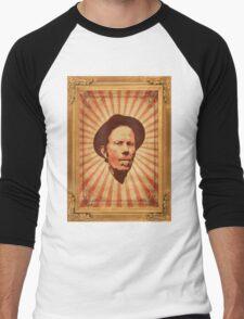 Waits Men's Baseball ¾ T-Shirt