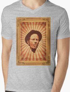 Waits Mens V-Neck T-Shirt