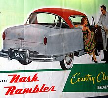 1951 Nash Rambler by Cindy RN