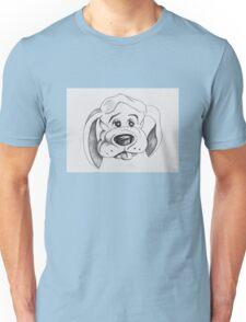 Cartoon Dog Unisex T-Shirt