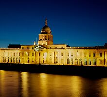 Custom House = Dublin, Ireland by nialloc