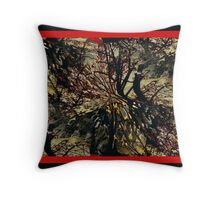 Through a Child's Eyes Throw Pillow