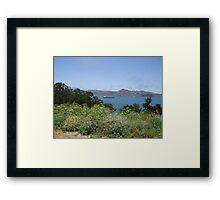 Headlands ,San Francisco Framed Print