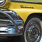 Classic Car by Chris  Parlee