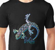 Jeweled Gecko Unisex T-Shirt