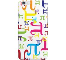 Pieces of Pi iPhone Case/Skin