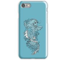 Vecta Koi 1 iPhone Case/Skin