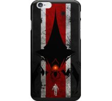 Mass effect poster + T-shirt iPhone Case/Skin