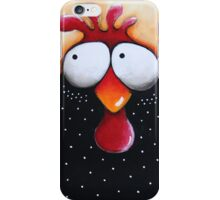 Chicken soup iPhone Case/Skin