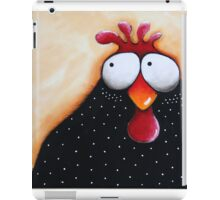 Chicken soup iPad Case/Skin