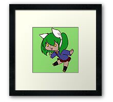 Chibi Cruz Framed Print