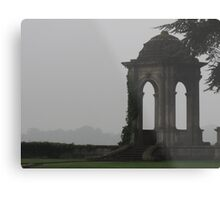 The Stone Pavilion Metal Print