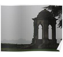 The Stone Pavilion Poster