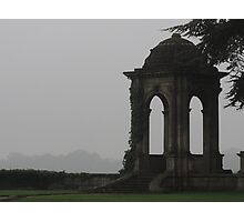 The Stone Pavilion Photographic Print