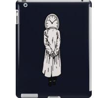 Time Travel iPad Case/Skin