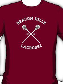 beacon hills lacrosse team T-Shirt