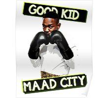 Kendrick Lamar #1 Poster