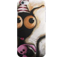 My party iPhone Case/Skin