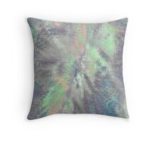 Rays of Color Throw Pillow